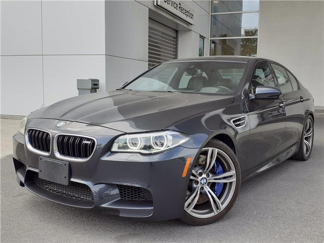 2016 BMW M5 Base (Stk: P9507) in Gloucester - Image 1 of 29