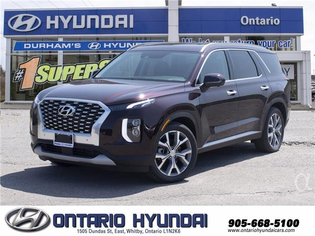 2021 Hyundai Palisade Ultimate Calligraphy w/Beige Interior (Stk: 185421) in Whitby - Image 1 of 20