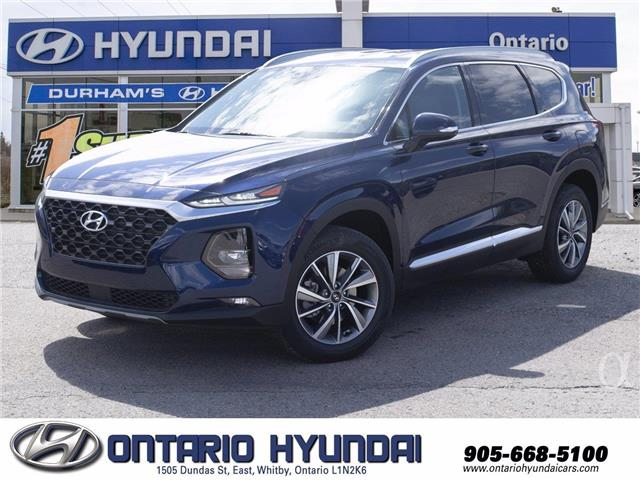 2020 Hyundai Santa Fe Preferred 2.4 w/Sun & Leather Package (Stk: 268530) in Whitby - Image 1 of 21