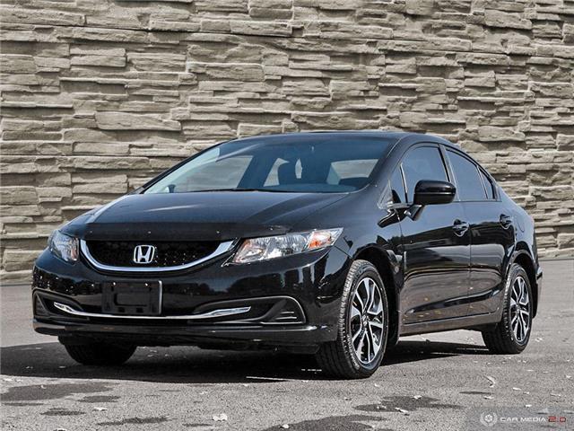 2015 Honda Civic EX (Stk: 15973B) in Hamilton - Image 1 of 27