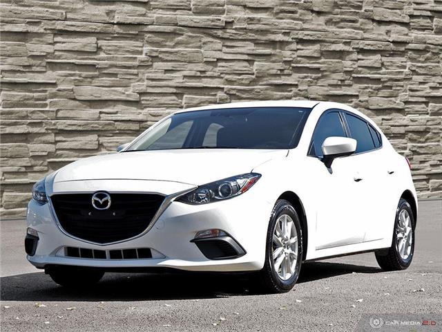 2015 Mazda Mazda3 Sport GS (Stk: M1002A) in Hamilton - Image 1 of 27