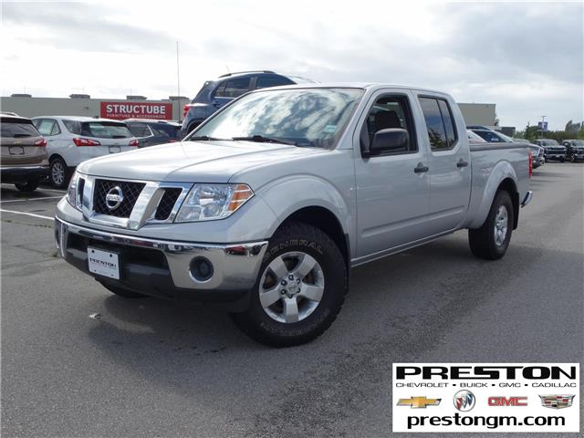 2012 Nissan Frontier SL (Stk: X30331) in Langley City - Image 1 of 26