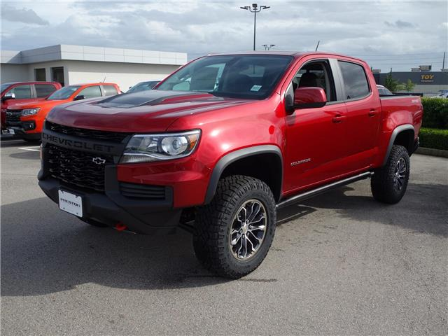 2021 Chevrolet Colorado ZR2 (Stk: 1200150) in Langley City - Image 1 of 6