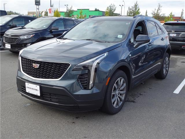 2020 Cadillac XT4 Sport (Stk: 0211210) in Langley City - Image 1 of 6