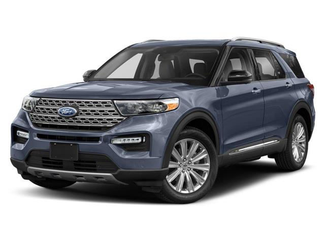 2021 Ford Explorer Platinum (Stk: MEX006) in Fort Saskatchewan - Image 1 of 9