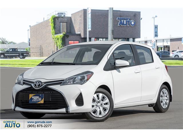 2015 Toyota Yaris LE (Stk: 021324) in Milton - Image 1 of 18