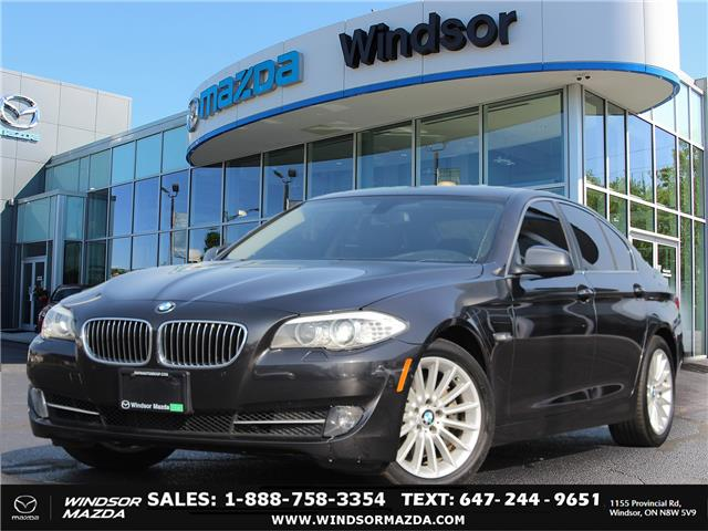 2013 BMW 535i xDrive (Stk: TR8666) in Windsor - Image 1 of 26