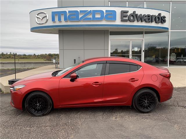 2017 Mazda Mazda3 SE (Stk: 22445) in Pembroke - Image 1 of 11