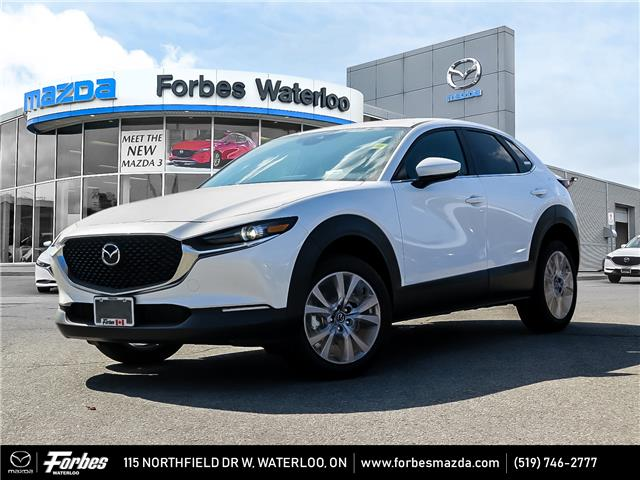 2021 Mazda CX-30 GS (Stk: B7034) in Waterloo - Image 1 of 14