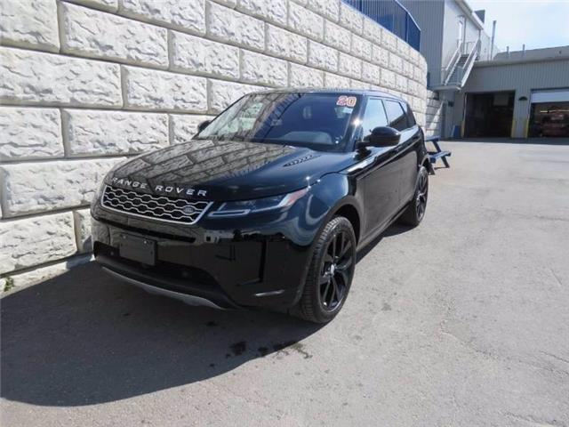 2020 Land Rover Range Rover Evoque SE (Stk: D00993P) in Fredericton - Image 1 of 18