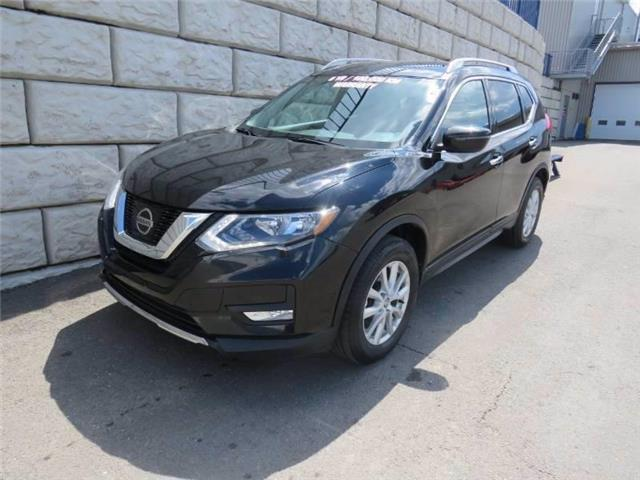2017 Nissan Rogue SV (Stk: D00157A) in Fredericton - Image 1 of 16