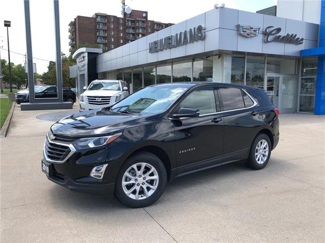 2019 Chevrolet Equinox 1LT (Stk: 19073A) in Chatham - Image 1 of 18