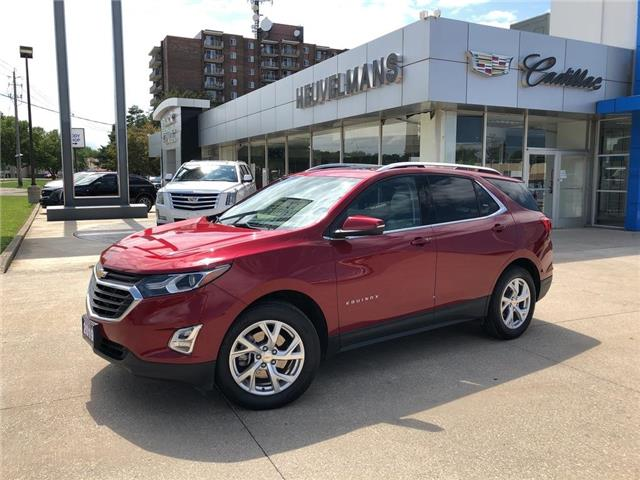 2019 Chevrolet Equinox LT (Stk: 19083A) in Chatham - Image 1 of 21