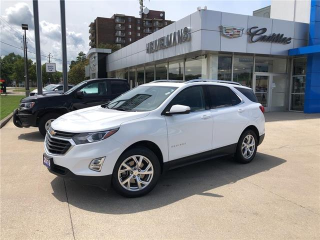 2019 Chevrolet Equinox LT (Stk: 20053A) in Chatham - Image 1 of 20
