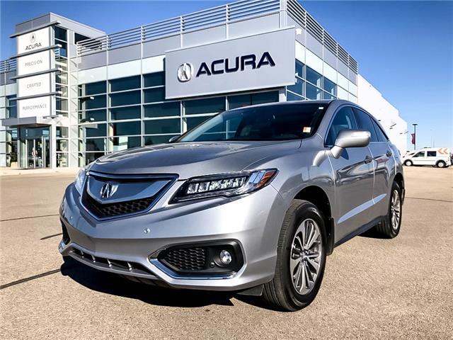 2017 Acura RDX Elite 5J8TB4H79HL802123 50122A in Saskatoon