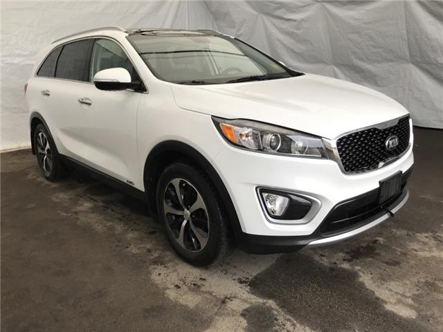2018 Kia Sorento 3.3L EX+ (Stk: 2013741) in Thunder Bay - Image 1 of 7
