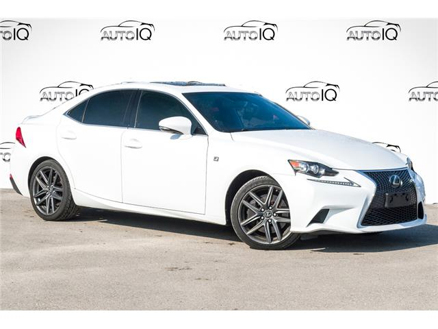2016 Lexus IS 350 Base (Stk: 27740U) in Barrie - Image 1 of 10