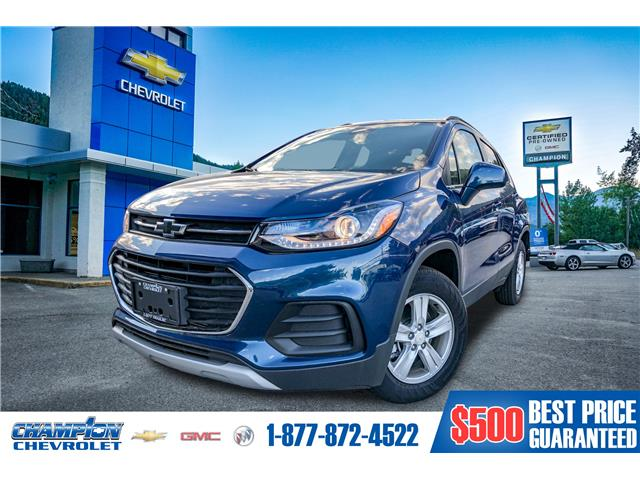 2019 Chevrolet Trax LT (Stk: 19-233) in Trail - Image 1 of 24