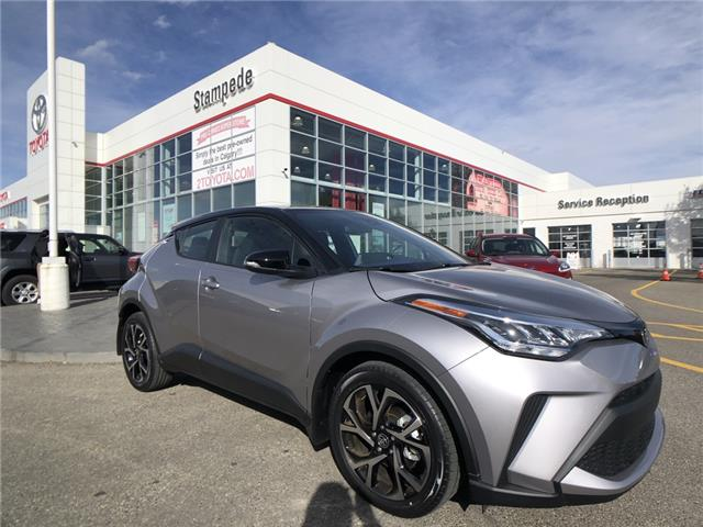 2020 Toyota C-HR XLE Premium (Stk: 9231A) in Calgary - Image 1 of 23