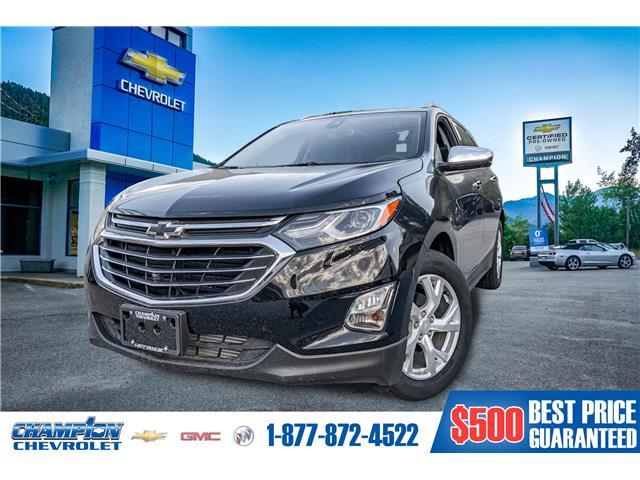 2019 Chevrolet Equinox Premier (Stk: 19-155) in Trail - Image 1 of 26