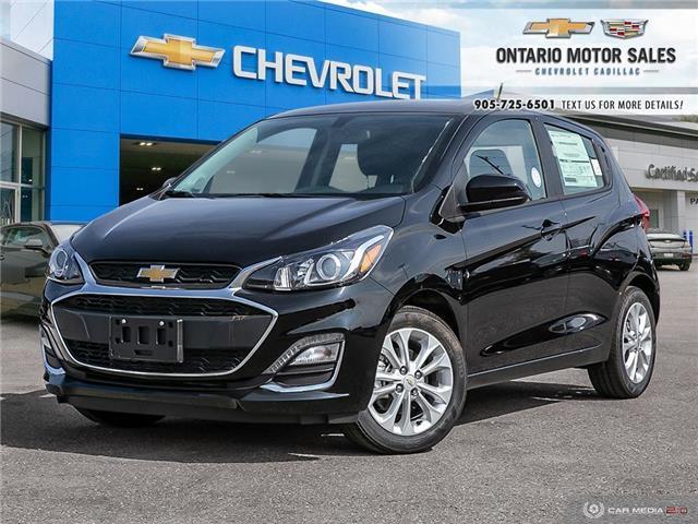 2021 Chevrolet Spark 1LT Manual (Stk: 1706671) in Oshawa - Image 1 of 18