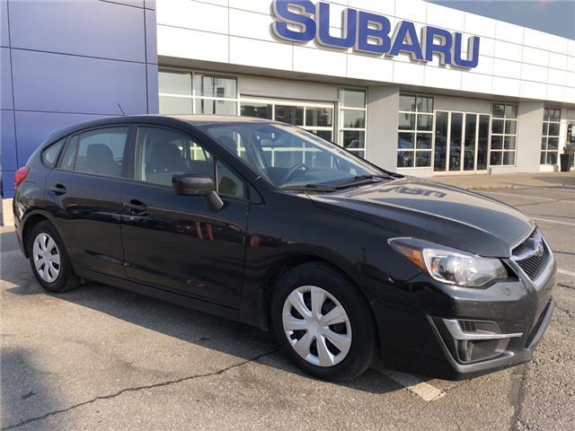 2016 Subaru Impreza 2.0i (Stk: P739) in Newmarket - Image 1 of 1