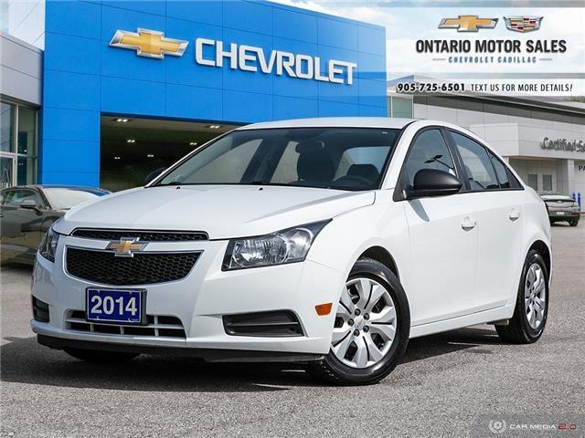 2014 Chevrolet Cruze 2LS (Stk: 342715A) in Oshawa - Image 1 of 36