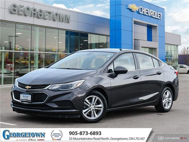 2016 Chevrolet Cruze LT Auto (Stk: 32448) in Georgetown - Image 1 of 27