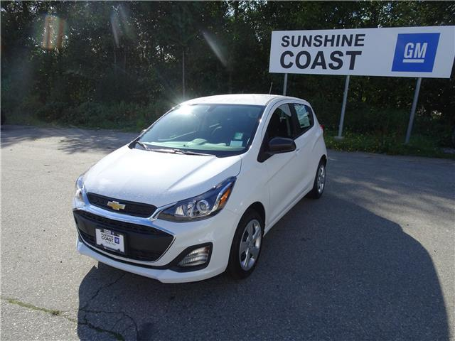2021 Chevrolet Spark LS Manual (Stk: EM706510) in Sechelt - Image 1 of 17