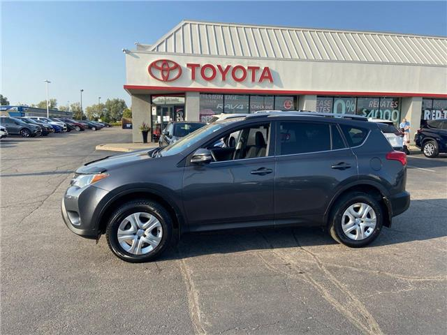 2015 Toyota RAV4  (Stk: 2007561) in Cambridge - Image 1 of 7