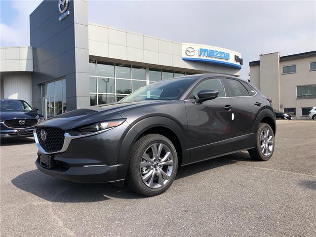 2021 Mazda CX-30 GS (Stk: 21T015) in Kingston - Image 1 of 15