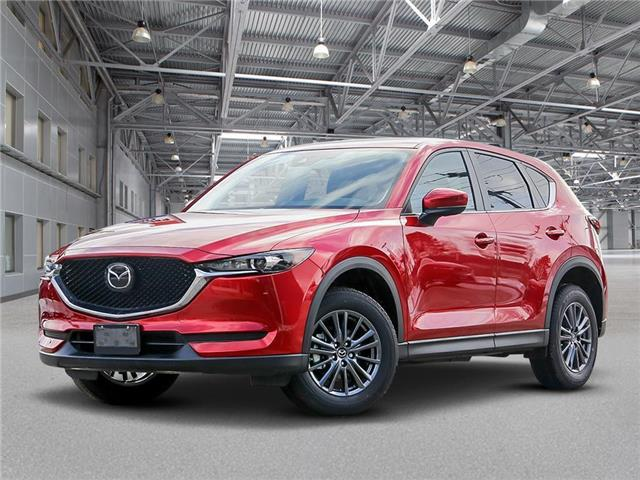 2021 Mazda CX-5 GS (Stk: 21055) in Toronto - Image 1 of 23