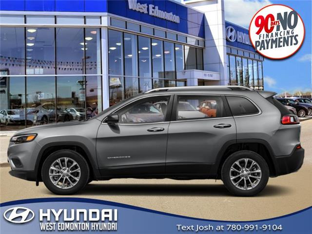 Used 2019 Jeep Cherokee Limited  - Edmonton - West Edmonton Hyundai
