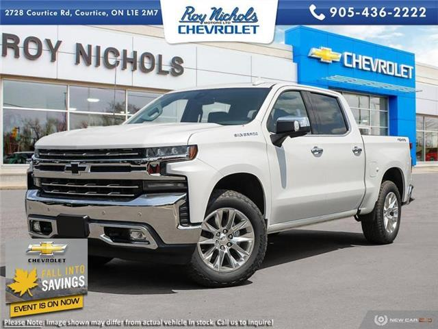 2020 Chevrolet Silverado 1500 LTZ (Stk: W362) in Courtice - Image 1 of 23