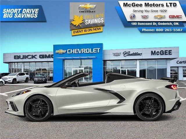 2020 Chevrolet Corvette Stingray (Stk: 109584) in Goderich - Image 1 of 1