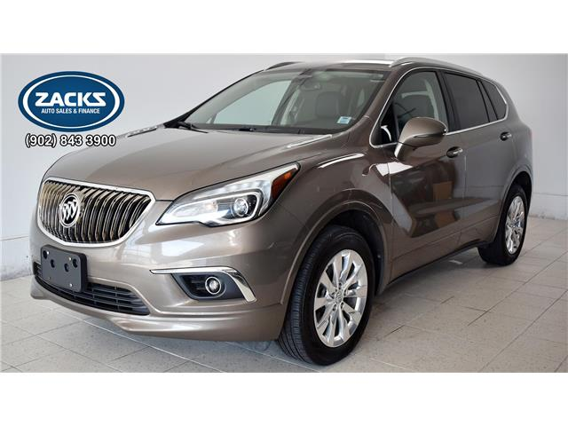 2017 Buick Envision Essence (Stk: 46677) in Truro - Image 1 of 30
