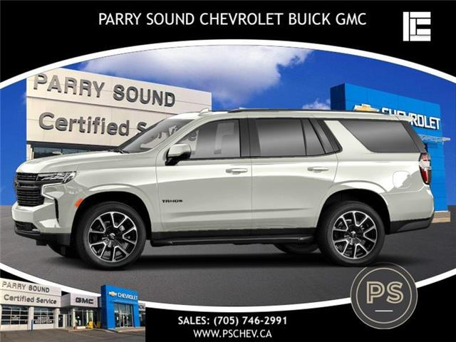 2021 Chevrolet Tahoe High Country (Stk: 21-007) in Parry Sound - Image 1 of 1
