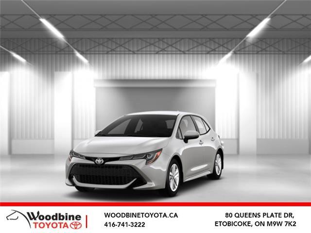 2020 Toyota Corolla Hatchback Base (Stk: 20-721) in Etobicoke - Image 1 of 11