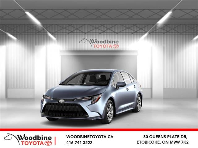 2020 Toyota Corolla LE (Stk: 20-873) in Etobicoke - Image 1 of 7