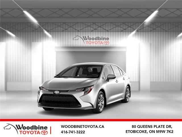 2020 Toyota Corolla LE (Stk: 20-904) in Etobicoke - Image 1 of 4