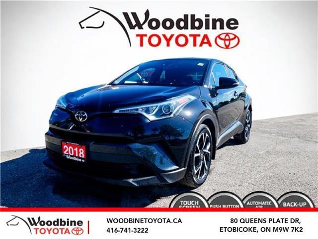 2018 Toyota C-HR XLE (Stk: P7085) in Etobicoke - Image 1 of 17