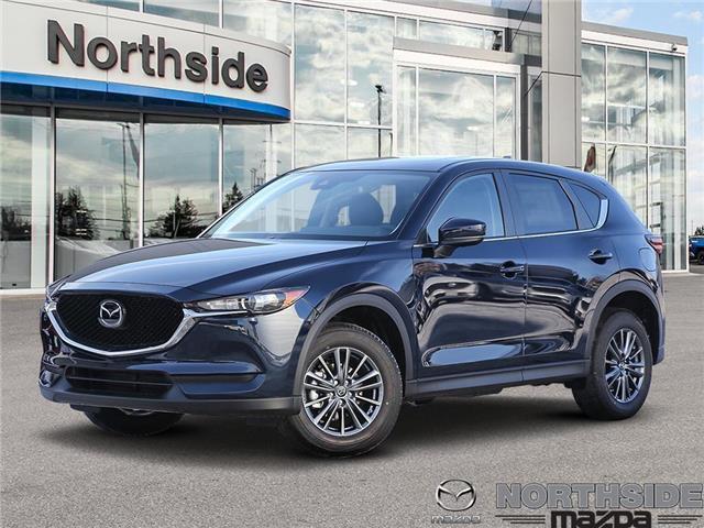 2021 Mazda CX-5 GS (Stk: M21025) in Sault Ste. Marie - Image 1 of 23