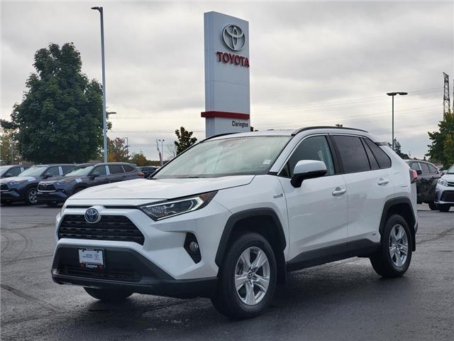 2019 Toyota RAV4 Hybrid XLE (Stk: P2545) in Bowmanville - Image 1 of 29