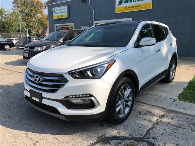 2018 Hyundai Santa Fe Sport Limited (Stk: 92051) in Belmont - Image 1 of 26