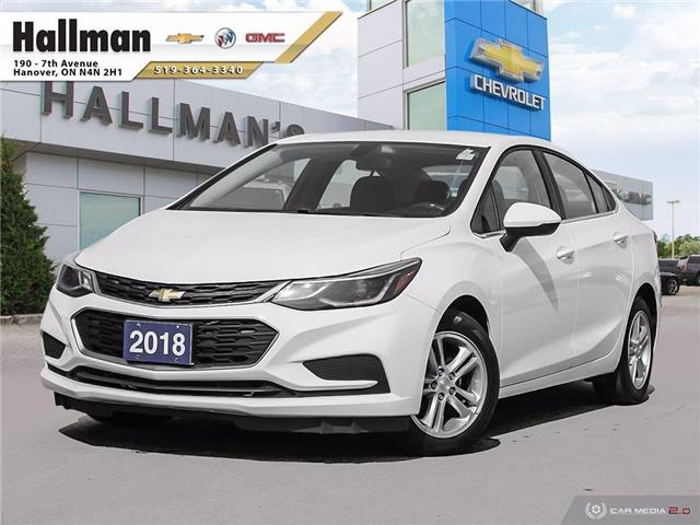 2018 Chevrolet Cruze LT Auto (Stk: P1696) in Hanover - Image 1 of 24