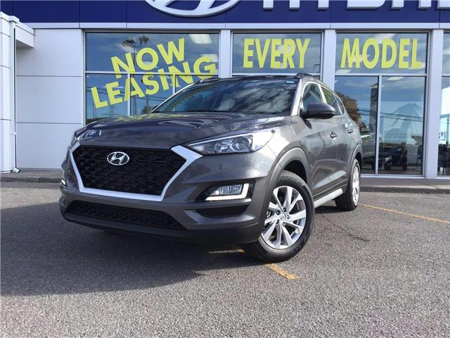 2021 Hyundai Tucson Preferred (Stk: H12622) in Peterborough - Image 1 of 19