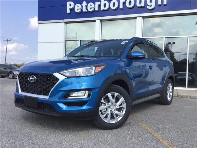 2021 Hyundai Tucson Preferred (Stk: H12619) in Peterborough - Image 1 of 20