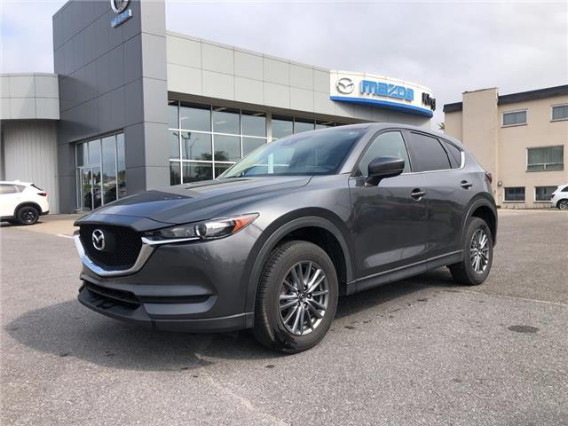 2018 Mazda CX-5 GX (Stk: 20P036) in Kingston - Image 1 of 15