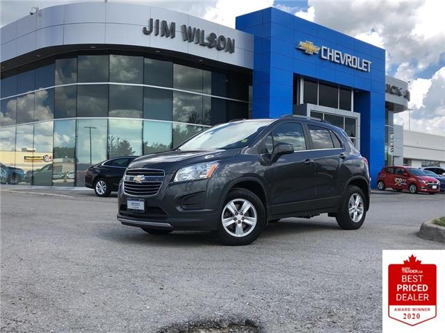 2016 Chevrolet Trax LT (Stk: 2020264A) in Orillia - Image 1 of 21