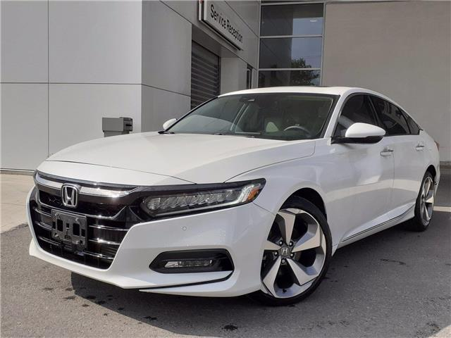 2018 Honda Accord Touring (Stk: P9367) in Gloucester - Image 1 of 28